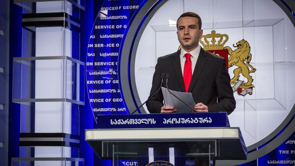 Прокурор Кока Кацитадзе - Sputnik Грузия