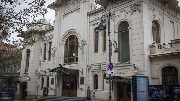 Здание тбилисского академического театра имени Коте Марджанишвили - Sputnik Грузия