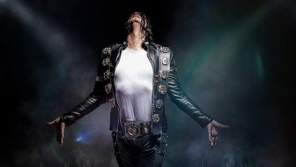 Саша Паздера в образе Майкла Джексона - Sputnik Грузия