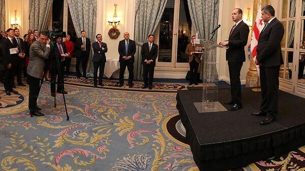 Представление кандидатуры Зураба Пололикашвили на пост генсека UNWTO - Sputnik Грузия