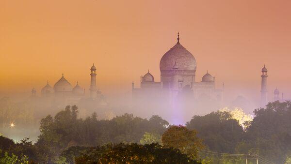 ტაჯ–მაჰალი ინდოეთში - Sputnik საქართველო