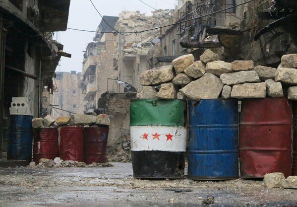 Совет безопасности ООН в пятницу намерен обсудить ситуацию в Алеппо - Sputnik Грузия
