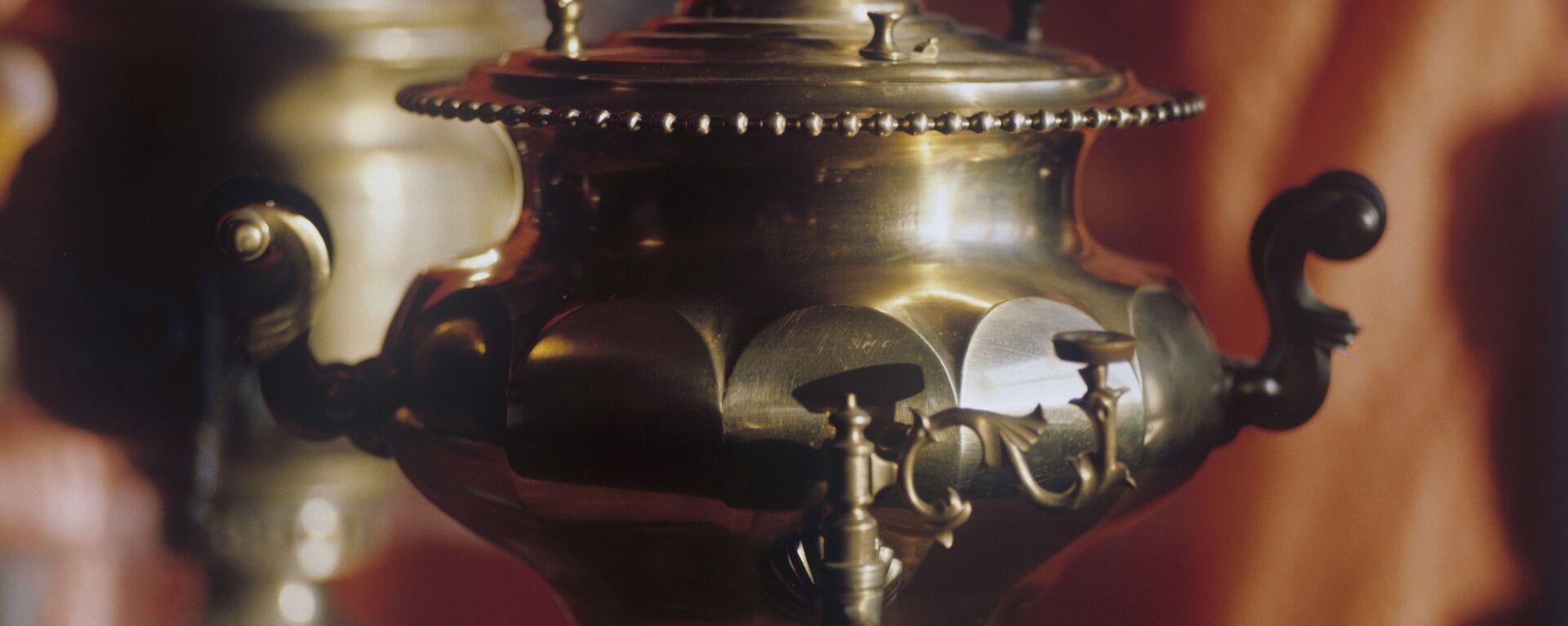 Старинный самовар - Sputnik Грузия, 1920, 12.09.2021
