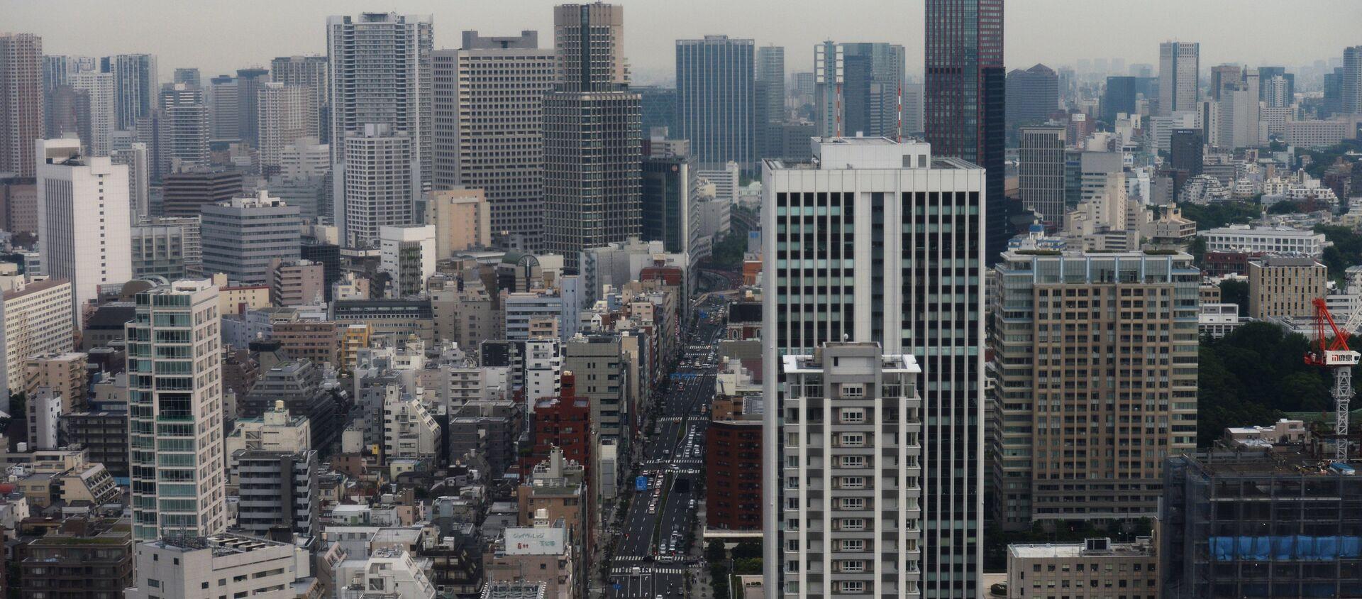 Города мира. Токио - Sputnik Грузия, 1920, 20.04.2020