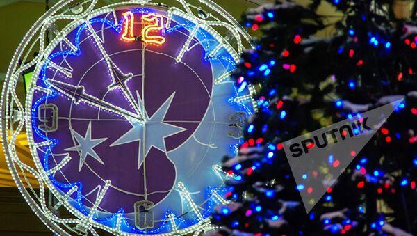 ახალი წლის ღამე - Sputnik საქართველო