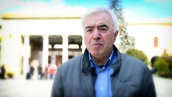 Лидер Коммунистической партии Грузии Алеко Лурсманашвили - Sputnik Грузия