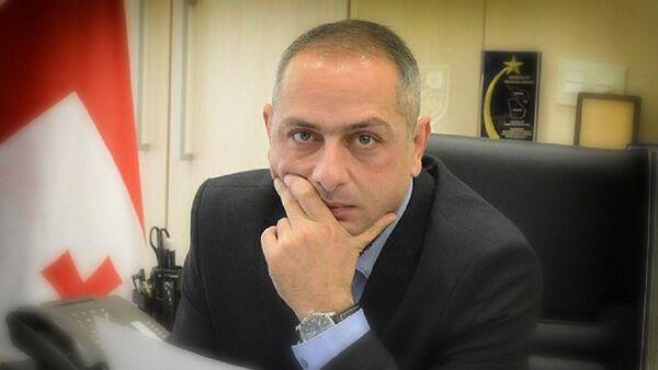 Ираклий Сесиашвили - Sputnik Грузия