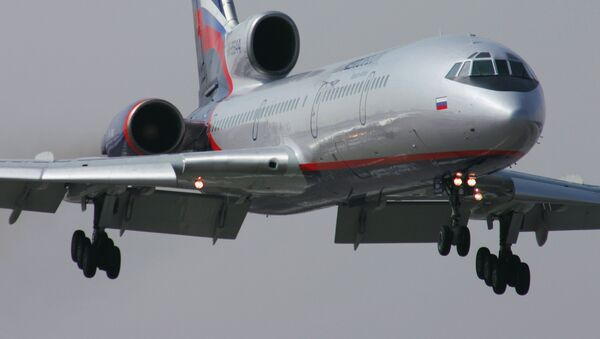 ТУ-154 М - Sputnik საქართველო