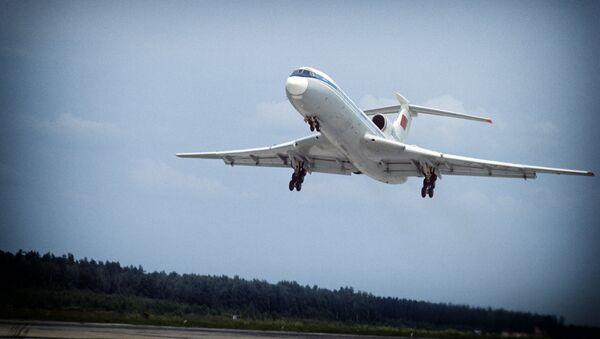 Ту-154 - Sputnik საქართველო
