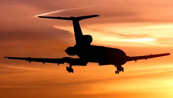 Самолет Ту-154 - Sputnik Грузия