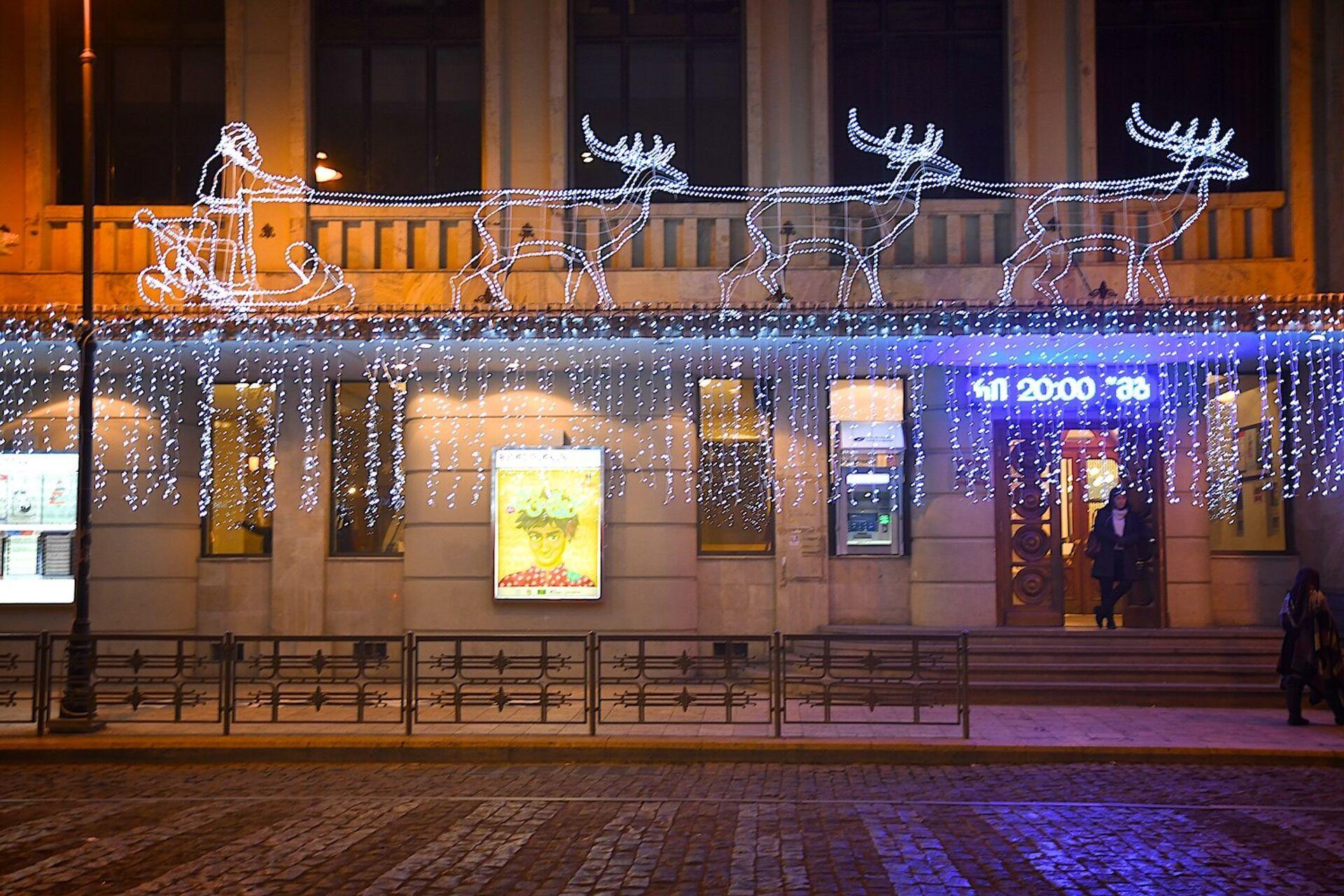 Тбилисский театр юного зрителя им. Нодара Думбадзе - Sputnik Грузия, 1920, 30.09.2021