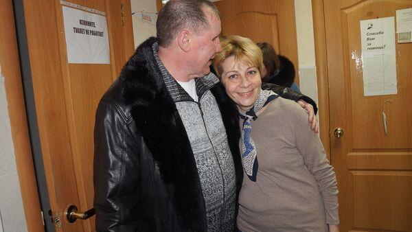 Елизавета Глинка и Юрий Потапенко - Sputnik Грузия