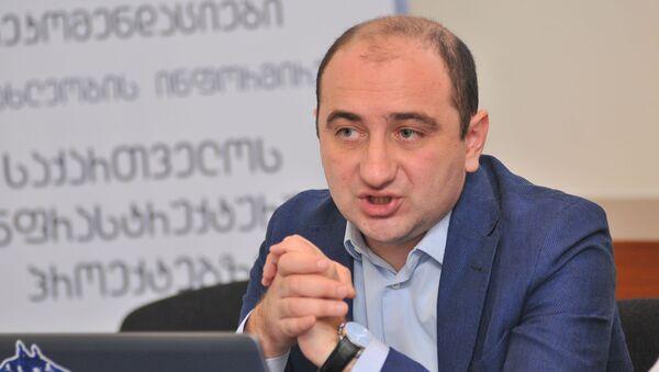 ირაკლი ლექვინაძე - Sputnik საქართველო
