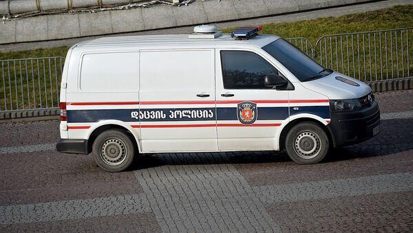 Машина охранной полиции - Sputnik Грузия