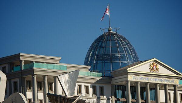 Дворец президента Грузии в районе Авлабари - Sputnik Грузия