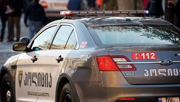 სპატრულო პოლიციის მანქანა - Sputnik საქართველო