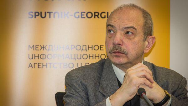 Эксперт Петр Мамрадзе - Sputnik Грузия