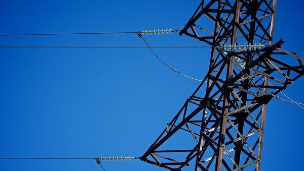 Высоковольтная линия электропередач ЛЭП - Sputnik Грузия