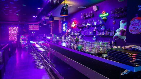 Ночной клуб The Bank Club в Тбилиси - Sputnik Грузия