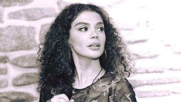 Певица Тако Гачечиладзе - Sputnik Грузия