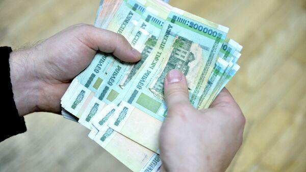 Белорусские деньги - Sputnik Грузия
