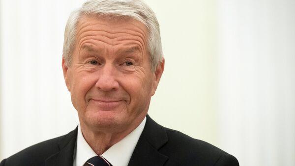 Генсек Совета Европы Турбьерн Ягланд - Sputnik Грузия