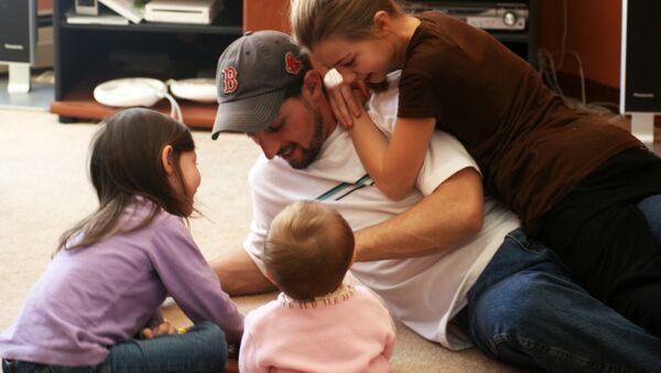 მამა და ქალიშვილები - Sputnik საქართველო