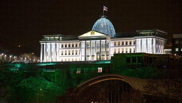 Дворец президента - Sputnik Грузия