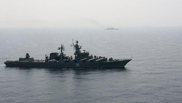 Ракетный крейсер - Sputnik Грузия