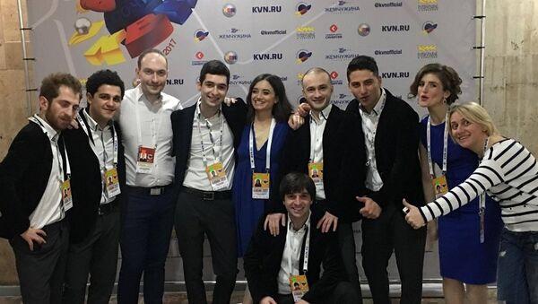 КВН Сборная Грузии - Sputnik Грузия
