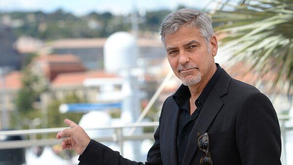 Американский актер Джордж Клуни - Sputnik Грузия