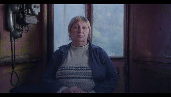 """კადრი ვახო ჯაჯანიძის ფილმიდან """"გამოსვლა"""" - Sputnik საქართველო"""