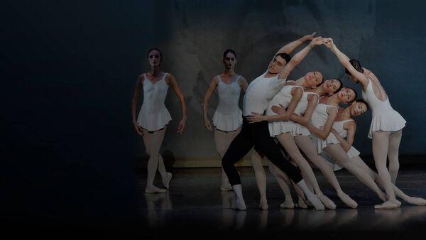 Труппа Тбилисского театра оперы и балета им Палиашвили - Sputnik Грузия