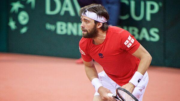 Теннисист Николоз Басилашвили - Sputnik საქართველო