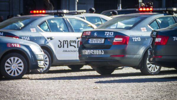 საპატრულო პოლიციის მანქანები - Sputnik საქართველო