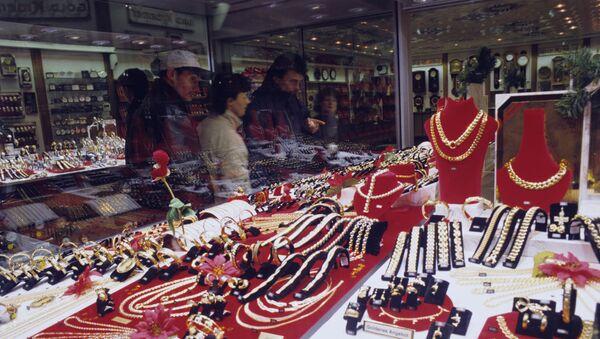 В ювелирном магазине Гамбурга - Sputnik Грузия