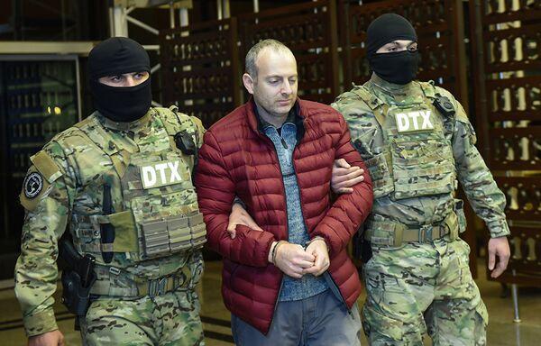 Публичные призывы, направленные против государства, в Азербайджане наказываются лишением свободы на срок от 5 до 8 лет - Sputnik Грузия