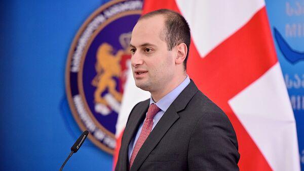 Глава МИД Грузии Михаил Джанелидзе - Sputnik Грузия