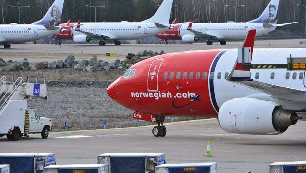 კომპანია Norwegian-ის თვითმფრინავები - Sputnik საქართველო