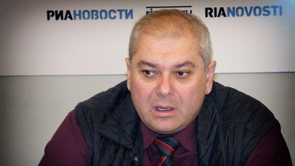 Руководитель Центра по исследованию терроризма и политического насилия Бадри Начкебия - Sputnik Грузия