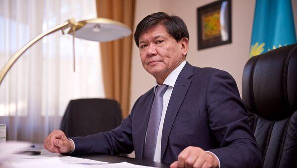 Посол Казахстана в Грузии Ермухамет Ертысбаев - Sputnik Грузия