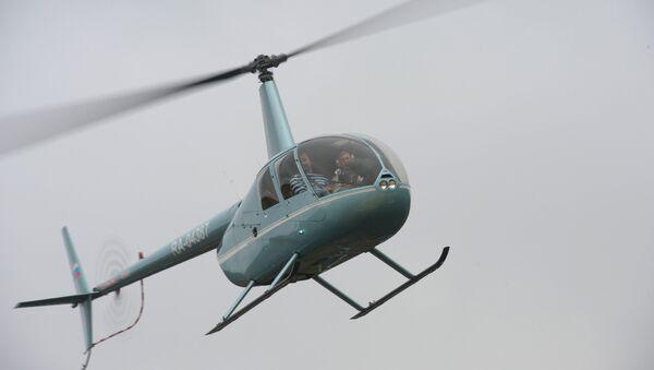 Вертолет Robinson - Sputnik Грузия