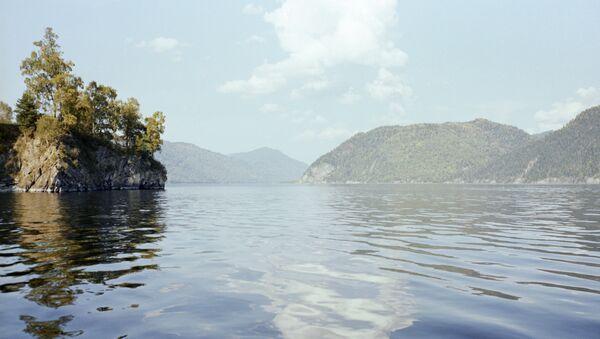 Телецкое озеро, Алтай - Sputnik Грузия