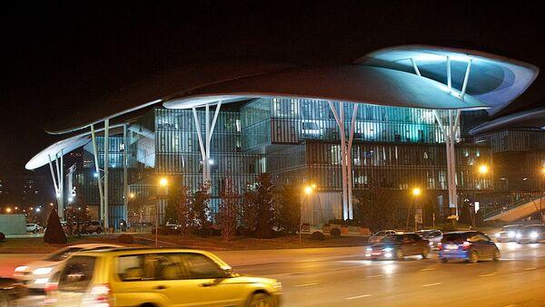 იუსტიციის სახლი თბილისში - Sputnik საქართველო