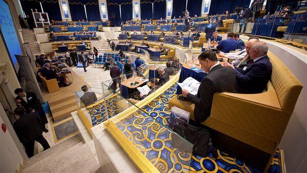 Международный конгресс Гидроэнергетика. Каспий и Центральная Азия - Sputnik Грузия