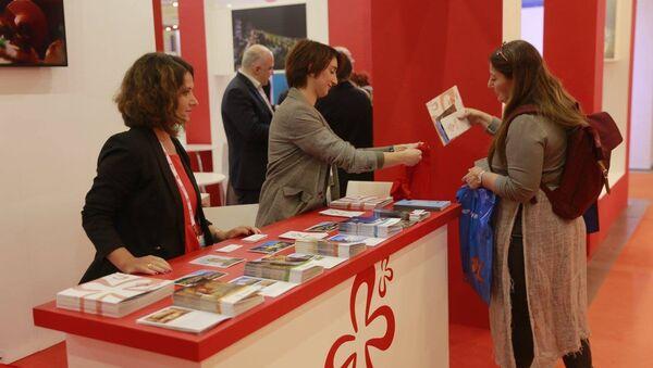 International Mediterranean Tourism Market - Sputnik საქართველო
