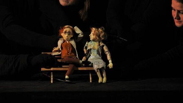 Тбилисский государственный профессиональный кукольный театр имени Георгия Микеладзе - Sputnik Грузия