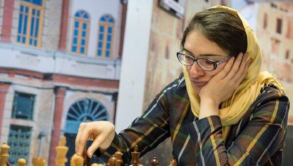 Грузинская шахматистка Нана Дзагнидзе - Sputnik Грузия