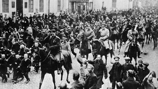 Февральская революция - Sputnik Грузия