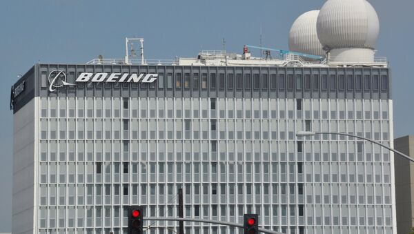 Здание компании Боинг (Boeing) в Лос-Анджелесе - Sputnik Грузия